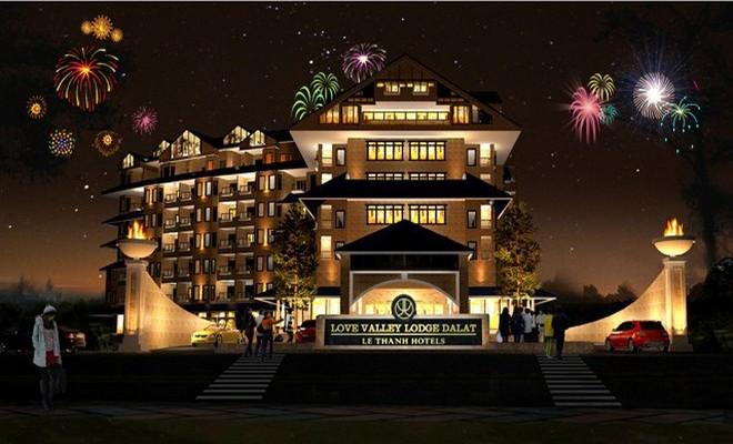 Nghỉ đêm tại khách sạn 5 sao Đà Lạt chỉ với 990.000