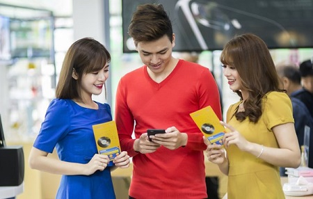 Nhận ngay data 10GB khi đăng ký gói YT7 của Vinaphone