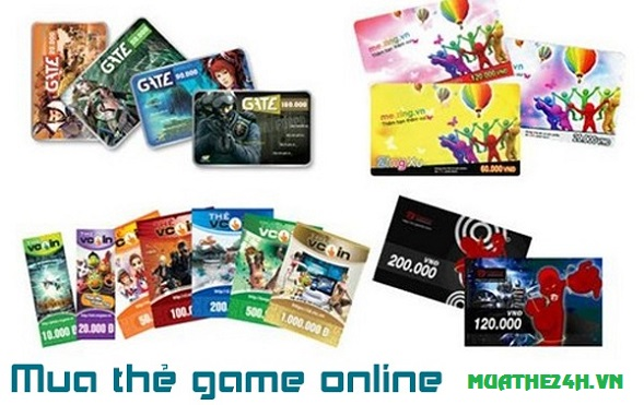 Hướng dẫn cách mua mã thẻ game online chiết khấu cao nhất