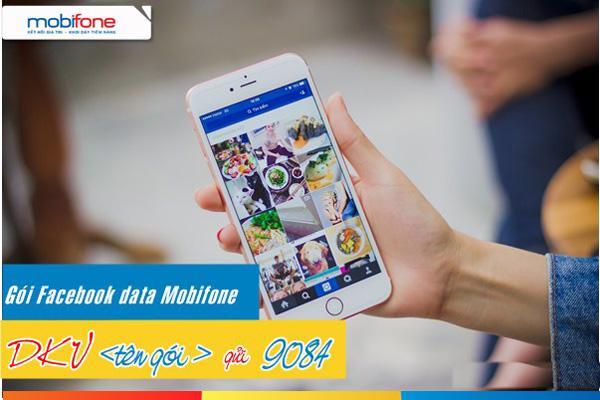 Các gói Facebook Data Plus FA, 3FA, 6FA VÀ 12FA Mobifone trọn gói