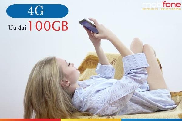 Top 4 gói cước 4G Mobifone ưu đãi trên 100GB data năm 2018