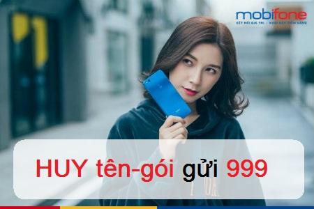 Có nên  hủy gói 3G mobifone hay không?
