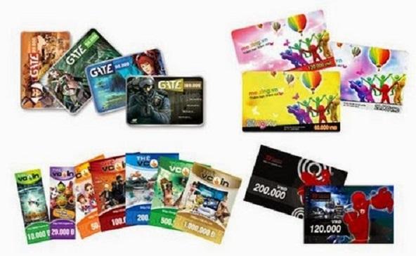 Cách mua mã thẻ game online đơn giản, chiết khấu cao