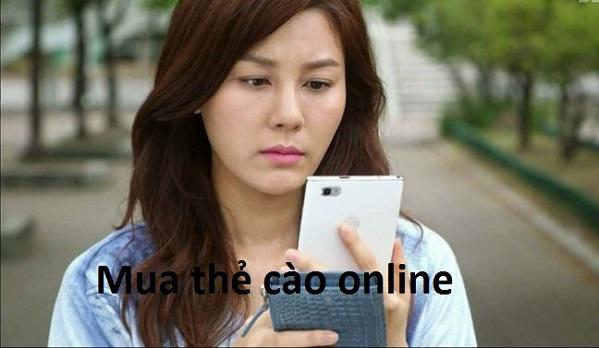 Cách mua thẻ cào vietnamobile online an toàn nhất