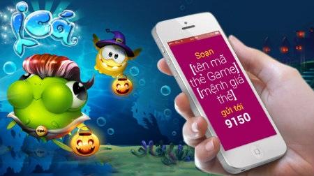 Hướng dẫn nhanh cách mua mã thẻ game bằng SMS viettel