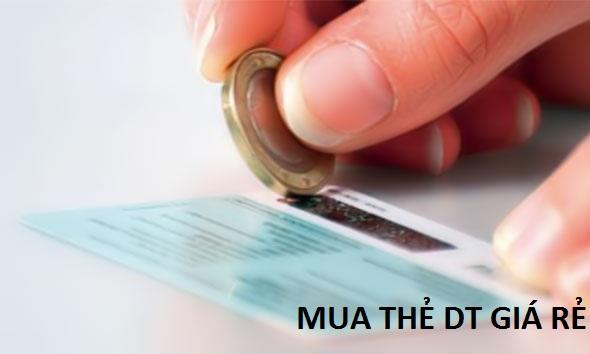 Làm thế nào để mua thẻ dt giá rẻ nhanh chóng nhất hiện nay