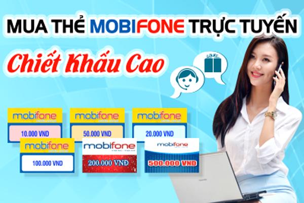 Hướng dẫn mua thẻ mobifone online đơn giản ngay tại nhà