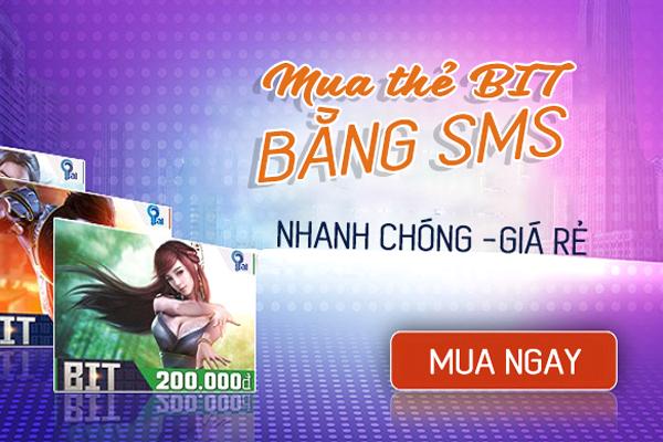 Hướng dẫn mua thẻ cào game bằng sms mobifone cực đơn giản