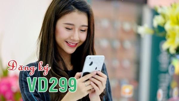 Ưu đãi gọi thoại và data cực khủng khi đăng ký gói VD299 Vinaphone