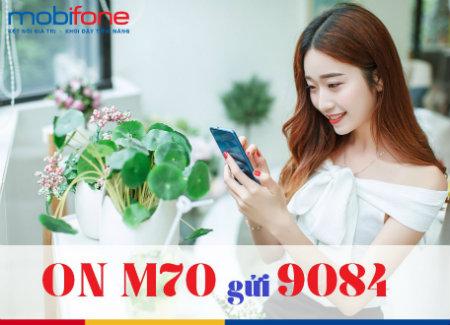 Làm sao mua thêm dung lượng 3G cho gói M70 mobifone?