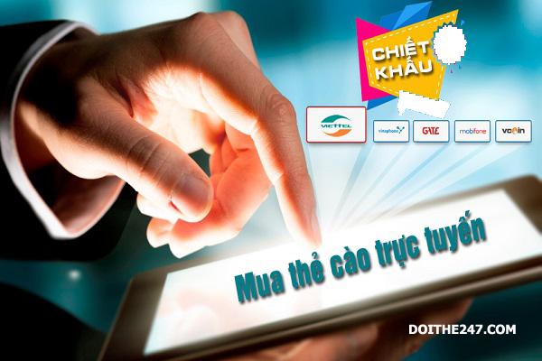 Bí kíp mua thẻ game, thẻ điện thoại giá rẻ không thể bỏ lỡ