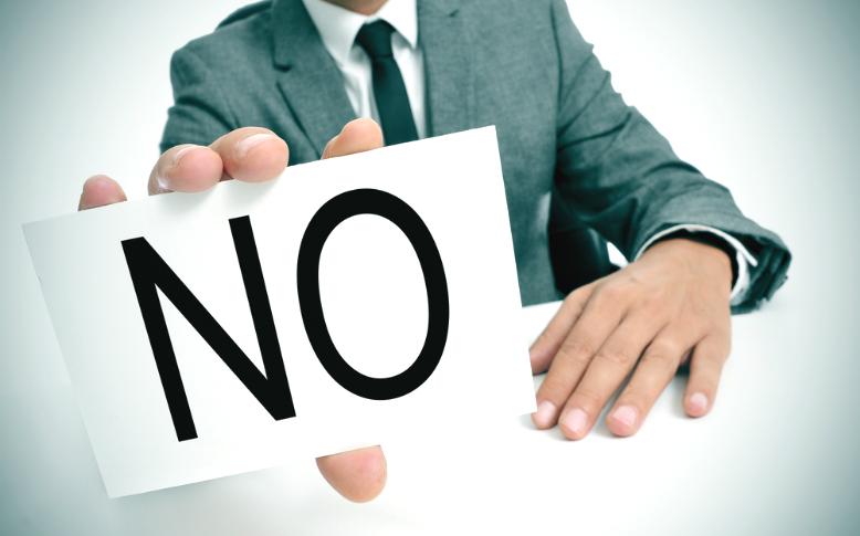 4 Những lí do khiến bạn trượt ngay từ vòng phỏng vấn khi xin việc làm
