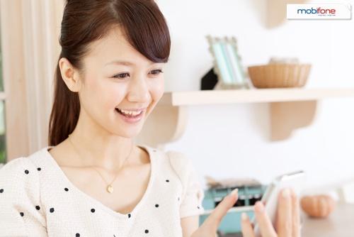 Đăng kí thành công gói MIU mobifone nhận ngay 2Gb data ưu đãi nhất