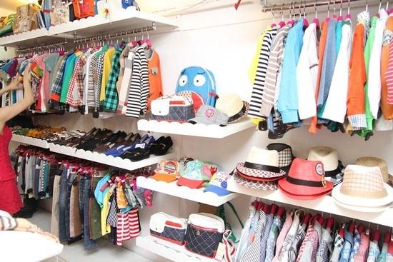 Lấy sỉ quần áo trẻ em ở đâu rẻ nhất