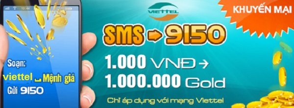 Hướng dẫn cách mua thẻ điện thoại bằng SMS viettel chỉ với thao tác đơn giản