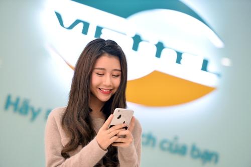 Nhận khuyến mãi vô cùng lớn từ gói cước ưu đãi FBSV của Viettel