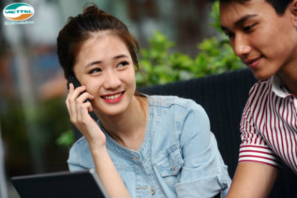 Kết nối trò chuyện vô cùng tiết kiệm với gói cước ưu đãi gọi thoại V50 của Viettel