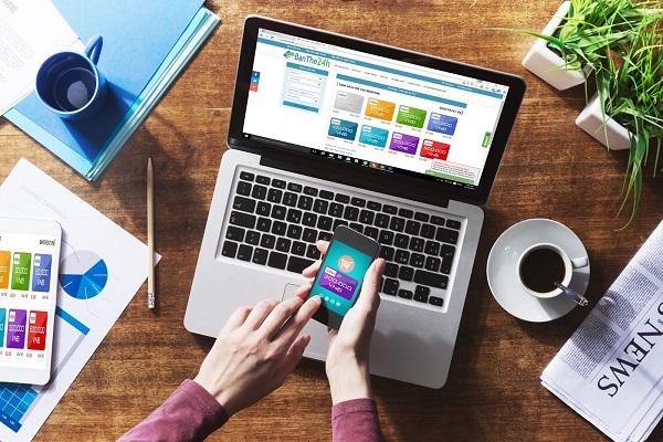 Tuyệt chiêu mua thẻ điện thoại online đơn giản nhất