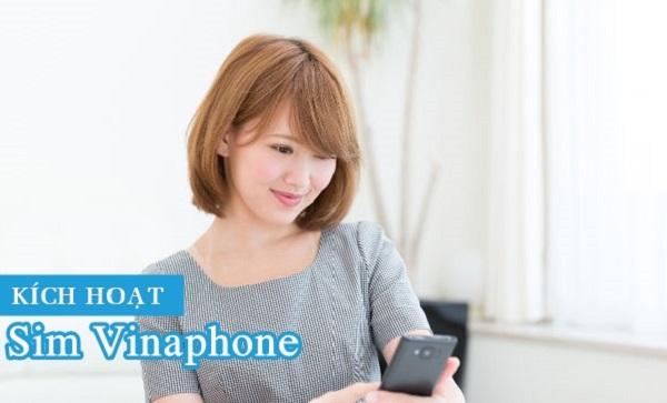 Kích hoạt sim trả trước, trả sau và sim 3G của Vinaphone qua tổng đài