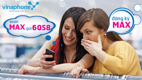 Ưu đãi 2GB data khi đăng ký gói cước 4G Maxs sinh viên Vinaphone