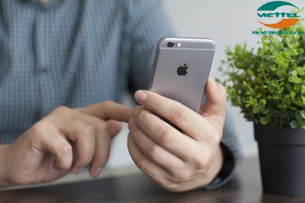 Làm sao để  kết nối 4G viettel trên ipad ?
