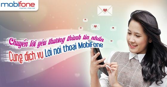 Hướng dẫn cách cài đặt dịch vụ lời nhắn thoại Mobifone