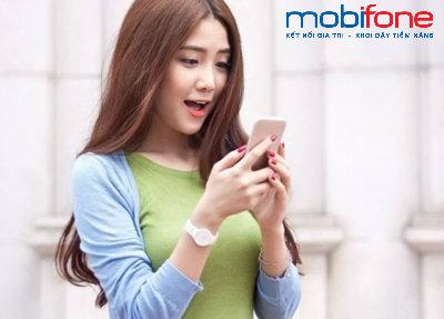 Cách kích hoạt gói cước mua thêm dung lượng AD5 của Mobifone