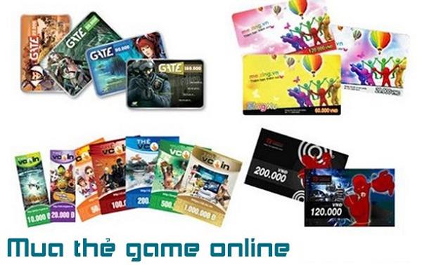 Bí kíp mua thẻ game chiết khấu cao, cực nhanh