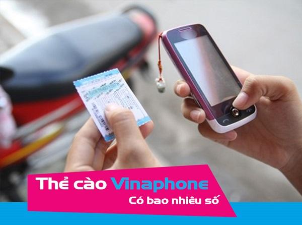 Check số seri, mã thẻ cào Vinaphone và cách mua card Vina giá rẻ