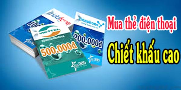 Banthe247.com -  Địa chỉ mua thẻ cào điện thoại, thẻ game giá rẻ cho bạn