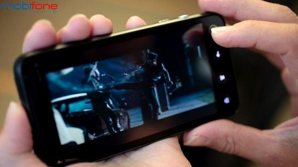 Đăng kí dịch vụ Mobile TV Mobifone thoải mái xem Remix