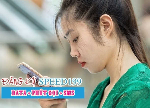 Ưu đãi hấp dẫn khi đăng ký gói cước tích hợp 4G SPEED199 Vinaphone