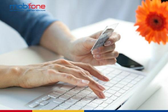 Cách nạp tiền điện thoại online mobifone đơn giản nhất