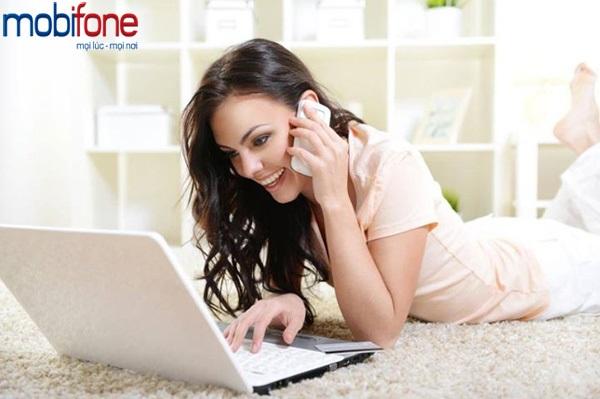 Miễn phí đăng ký gói F101 Mobifone gọi 10 phút tính tiền 1 phút