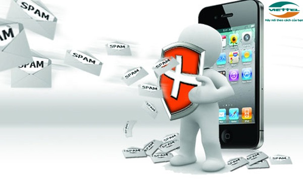 Cách đăng ký chặn tin nhắn rác SMS Blocking Viettel