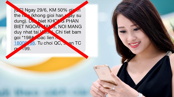 Sắp tới, Mobifone, Vinaphone, Viettel chỉ được khuyến mãi tối đa 20% thẻ nạp