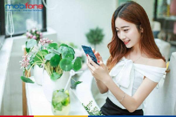 Các gói cước 4G Mobifone 2018 ưu đãi 100GB chỉ 50k/tháng