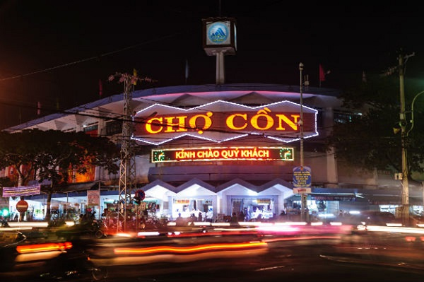 Chợ Cồn Đà Nẵng - Điểm mua sắm lý tưởng dành cho bạn