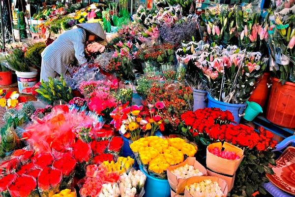 """Bí quyết kiếm lãi """"khủng"""" với kinh nghiệm bán hoa tươi dịp Tết"""