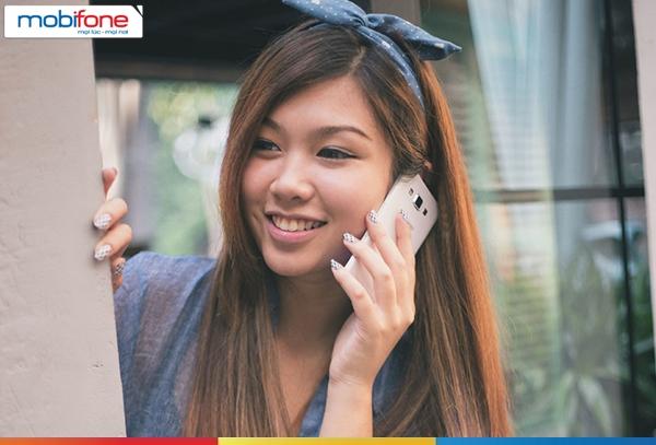 Đăng ký gói ưu đãi K350 của Mobifone chỉ với một thao tác đơn giản