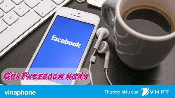 Hướng dẫn nhanh cách đăng kí gói facebook vinaphone chu kì ngày