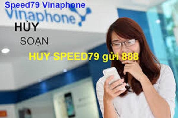 Làm sao để hủy gói cước 4G Speed79 Vinaphone nhanh nhất?