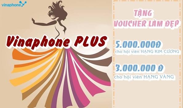 Vinaphone tặng quà đến 1 triệu đồng cho hội viên Vinaphone Plus