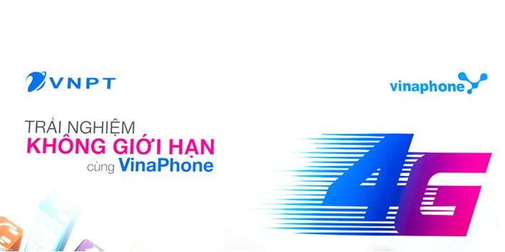 Những gói cước siêu hấp dẫn 4G từ nhà mạng Vinaphone.