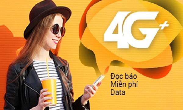 Ứng dụng 4G Plus Viettel - Đọc báo xuân miễn phí không giới hạn