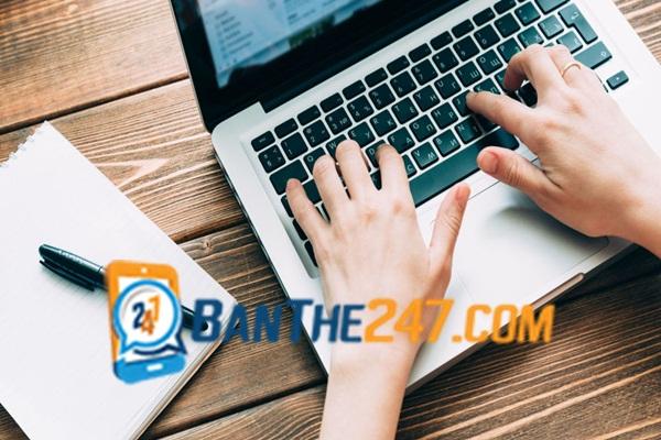 Hướng dẫn cách mua thẻ cào giá rẻ tại Banthe247
