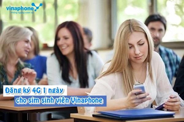 Hướng dẫn cách đăng kí 4G cho sim sinh viên vinaphone nhanh chóng nhất