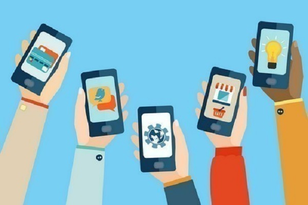 Mua card điện thoại bằng thiết bị di động