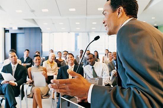Bí quyết giúp bạn tự tin và nổi bật trong cuộc họp