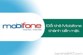 Đổi thẻ cào Mobifone thành tiền chiết khấu khủng lên đến 78%